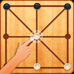 Three Men's Morris 2021 Free Board Game